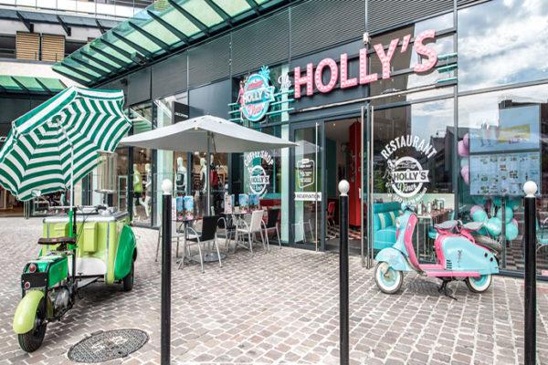 Holly's Diner Avaricum