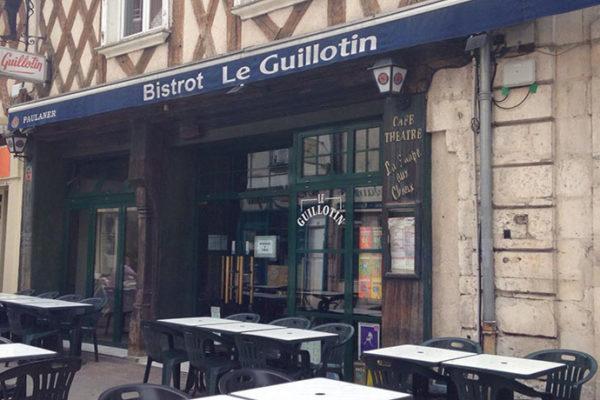 Le Guillotin - La Soupe aux Choux