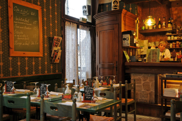 Restaurant Louis XI