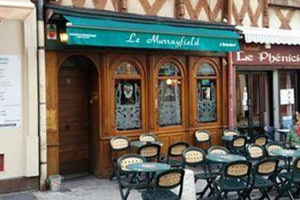 Pub Murrayfield