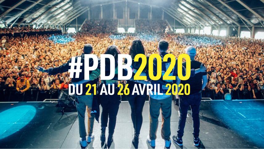 Le #PDB2020