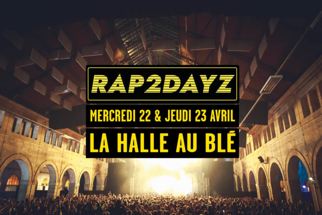 Rap2dayZ - La programmation complète !