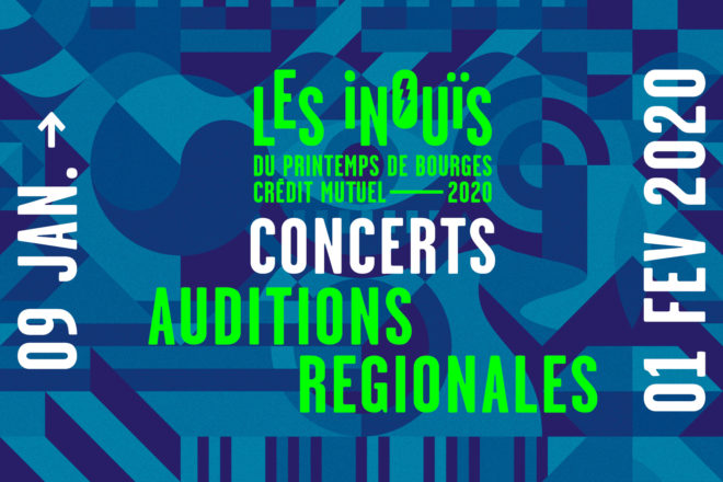 Auditions régionales iNOUïS 2020 ⚡
