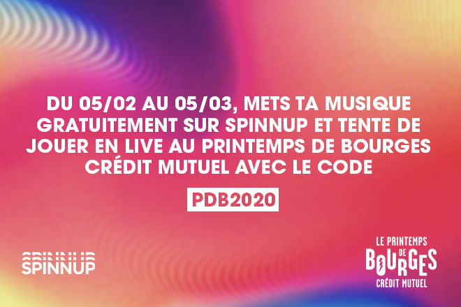 Joue au PDB2020 avec SPINNUP !