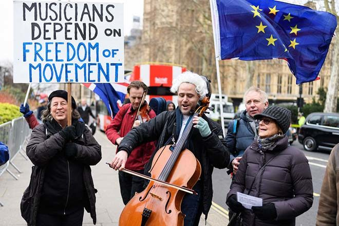 Post-Brexit : un visa pour jouer au Royaume-Uni