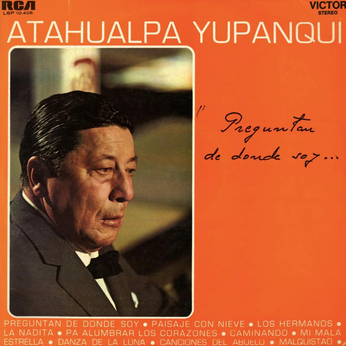 atahualpa yupanqui printemps de bourges