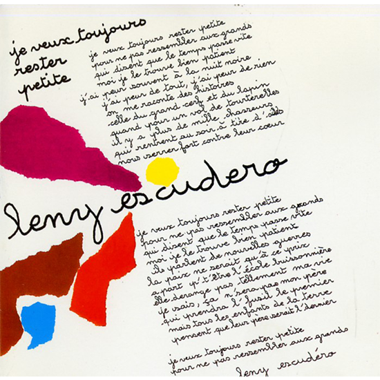 Leny album escudero printemps de bourges credit mutuel