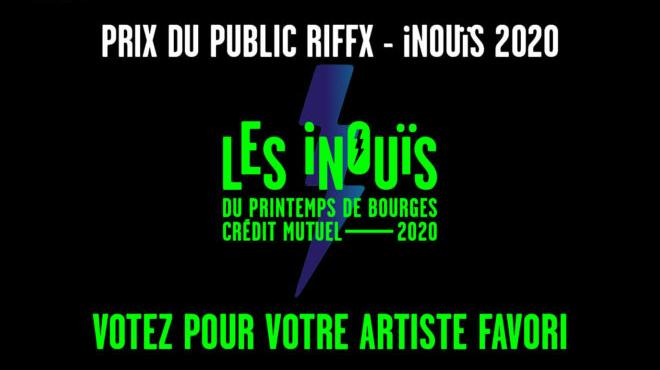 Votez pour votre artiste #iNOUïS2020 favori !