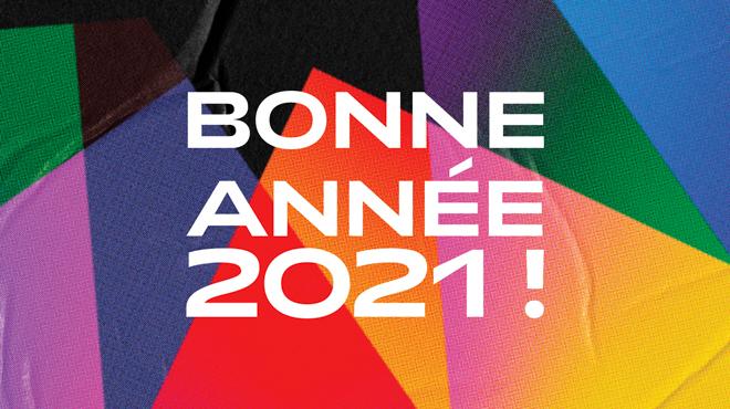 Ciao 2020, Hello 2021 !