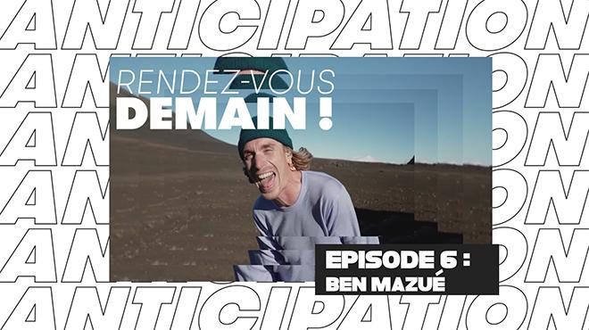 RENDEZ-VOUS DEMAIN ! - Ben Mazué