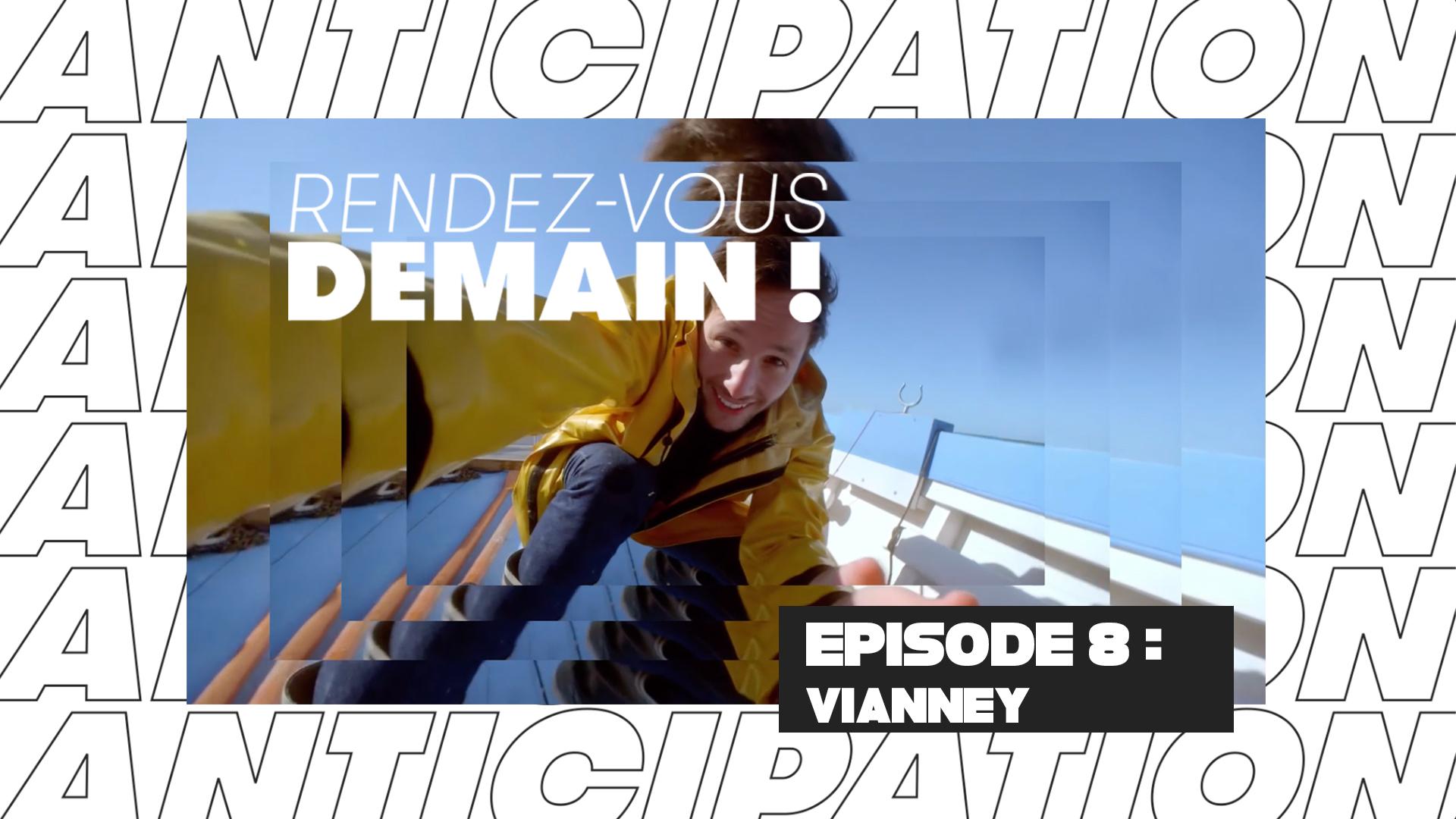 RENDEZ-VOUS DEMAIN ! - Vianney