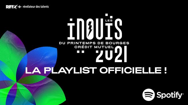 La playlist officielle des iNOUïS est dispo !